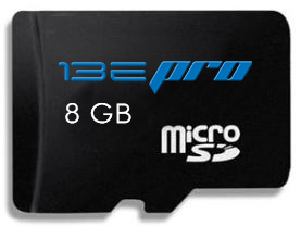 I3ePro 8GB Micro SD Card
