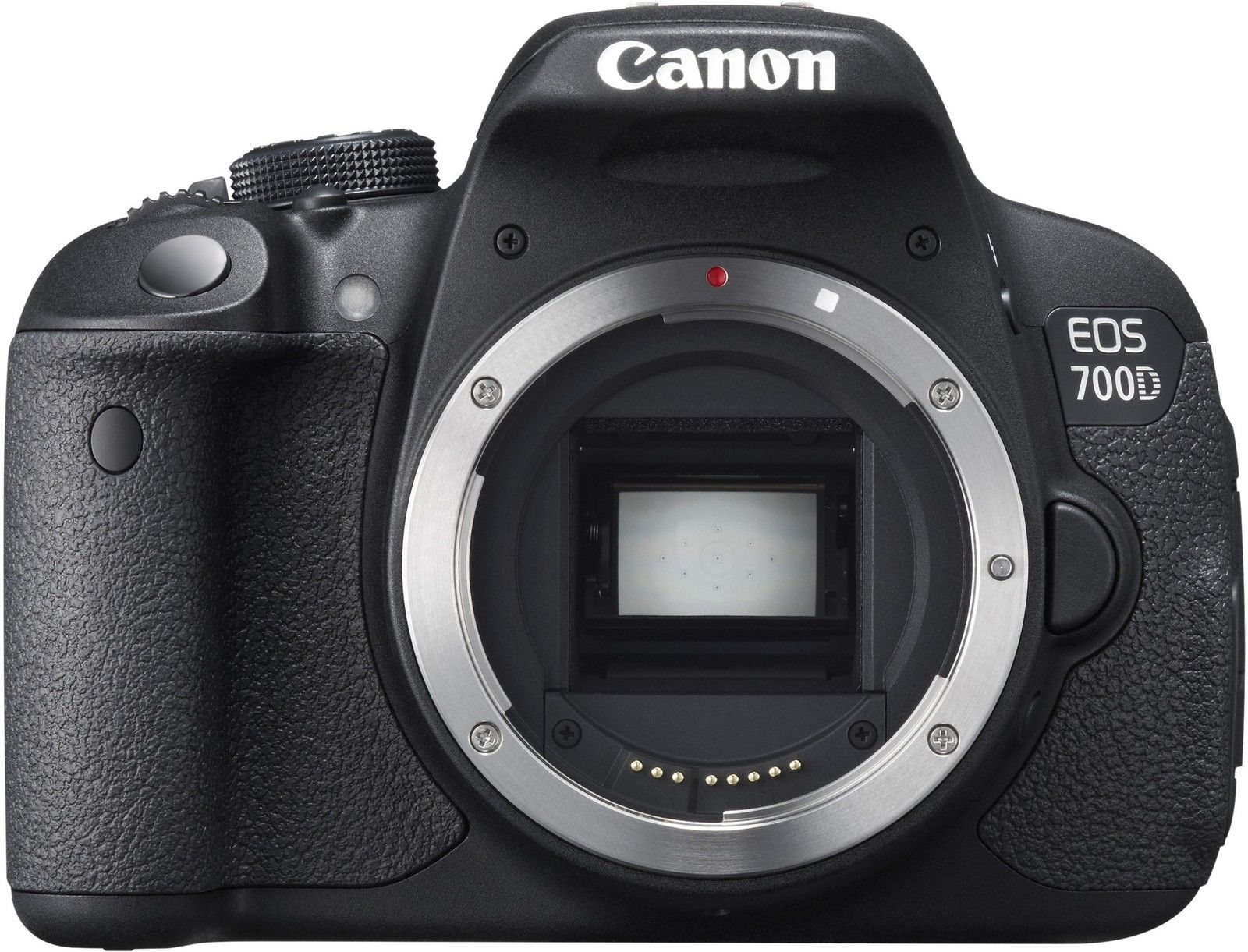 Canon EOS Rebel 700D Digital SLR Camera (Body Only)