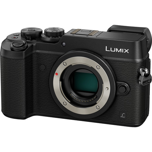 Panasonic Lumix DMC-GX8 Mirrorless Micro 4/3 Digital Camera