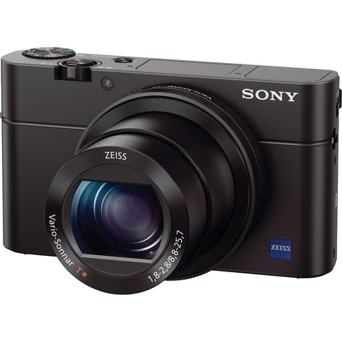 Sony Cyber-shot DSC-RX100 III Digital Camera