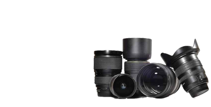 Camera Lenses We offer a wide range of lenses from all manufacturers. Shop now!